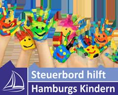 Steuerbord hilft Hamburgs Kindern